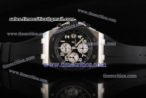 Audemars Piguet TriAP065 Royal Oak Offshore Black Dial Steel Watch