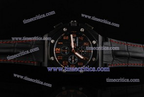 Audemars Piguet TriAP276 Arnolds All-Stars Black Dial PVD Watch
