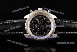 Breitling TriBrlb021 Bentley 6.75 Steel Watch