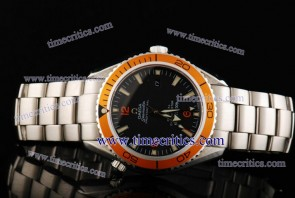 Omega TriOGA057 Seamaster Planet Ocean Steel Black Watch